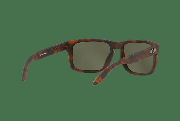 Oakley Holbrook Matte Brown Tortoise lente Black PRIZM cod. OO9102-F455 - Image 7