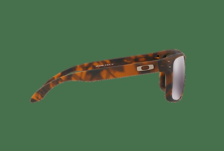 Oakley Holbrook Matte Brown Tortoise lente Black PRIZM cod. OO9102-F455 - Image 9