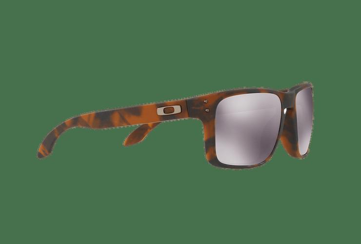 Oakley Holbrook Matte Brown Tortoise lente Black PRIZM cod. OO9102-F455 - Image 10