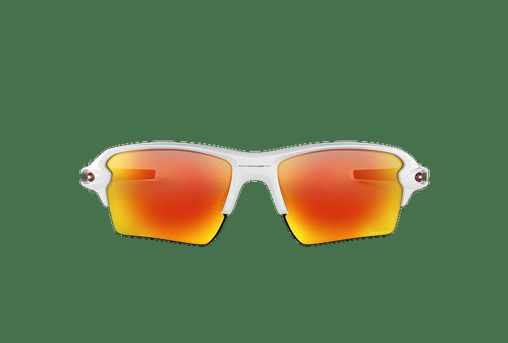Oakley Flak 2.0 XL Polished White lente Ruby PRIZM cod. OO9188-9359 - Image 12