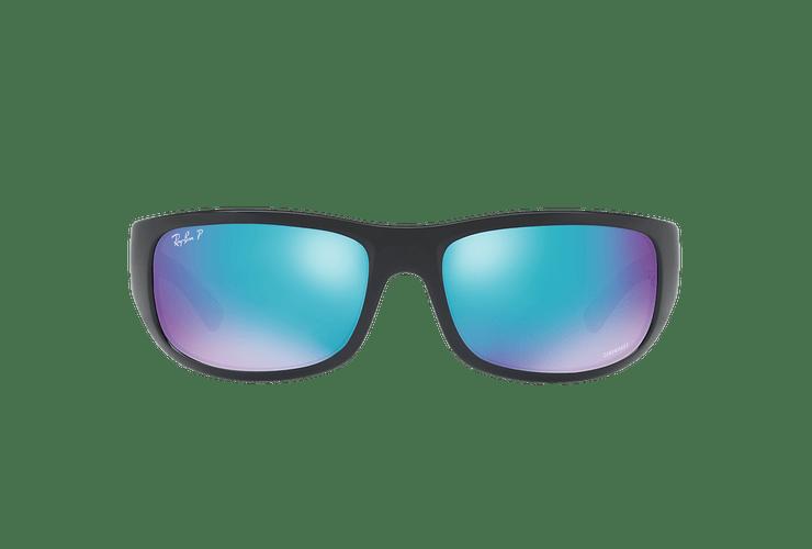 Ray Ban Active RB4283CH Black lente Blue Mirror Polarized y Chromance cod. RB4283CH 601/A1 64 - Image 12