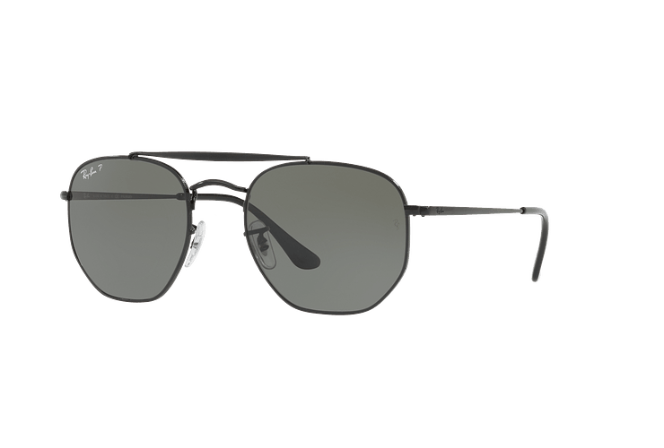 Ray Ban Marshal Black lente Green Polarized cod. RB3648 002/58 54 - Image 1