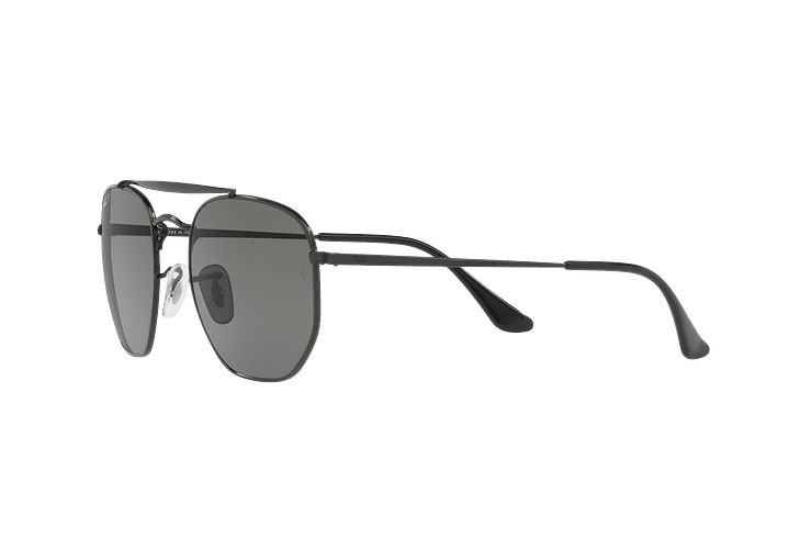 Ray Ban Marshal Black lente Green Polarized cod. RB3648 002/58 54 - Image 2