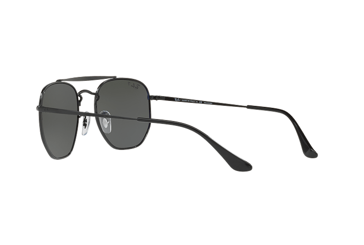 Ray Ban Marshal Black lente Green Polarized cod. RB3648 002/58 54 - Image 4