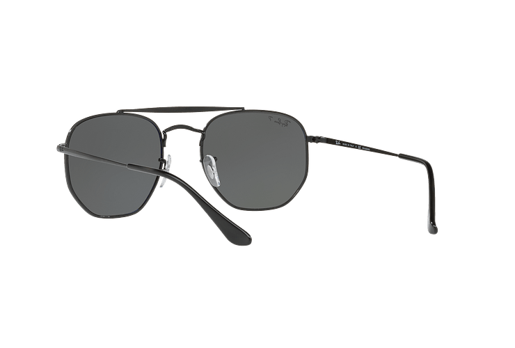 Ray Ban Marshal Black lente Green Polarized cod. RB3648 002/58 54 - Image 5
