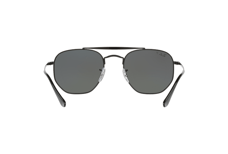 Ray Ban Marshal Black lente Green Polarized cod. RB3648 002/58 54 - Image 6