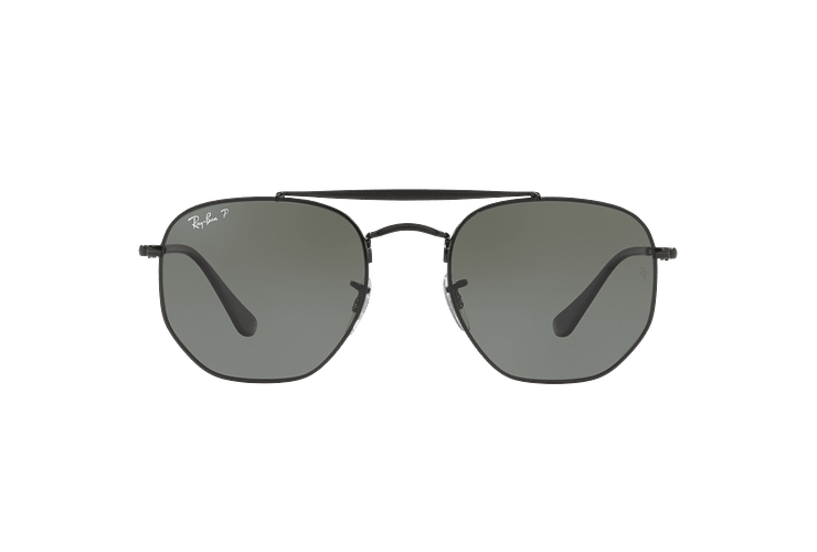 Ray Ban Marshal Black lente Green Polarized cod. RB3648 002/58 54 - Image 12