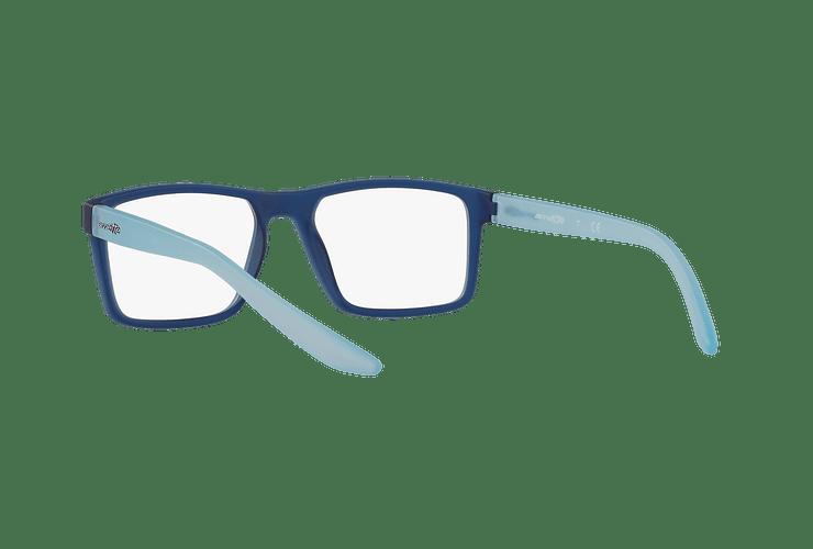 Armazón óptico Arnette Coronado Fuzzy Dark Blue cod. AN7109 2372 53 - Image 5
