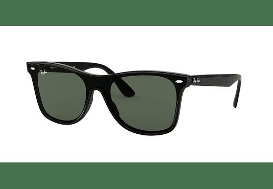 Ray Ban Wafarer RB4440N Blaze Black lente Green cod. RB4440N 601/71 41
