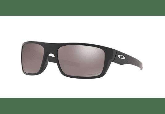 Oakley Drop Point Matte Black lente Black Prizm y Polarized cod. OO9367-0860