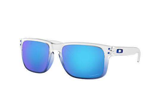 Oakley Holbrook Sapphire mist lente Sapphire PRIZM cod. OO9102-G555