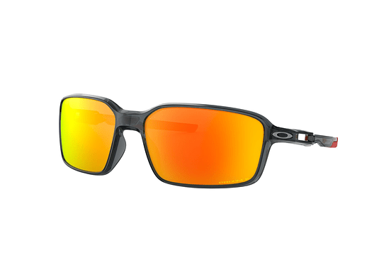 Oakley Siphon Crystal Black lente Ruby Prizm y Polarized cod. OO9429-0364