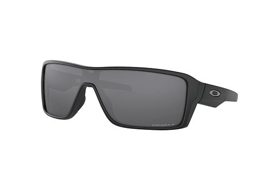 Oakley Ridgeline Matte Black lente Black Prizm y Polarized cod. OO9419-0827