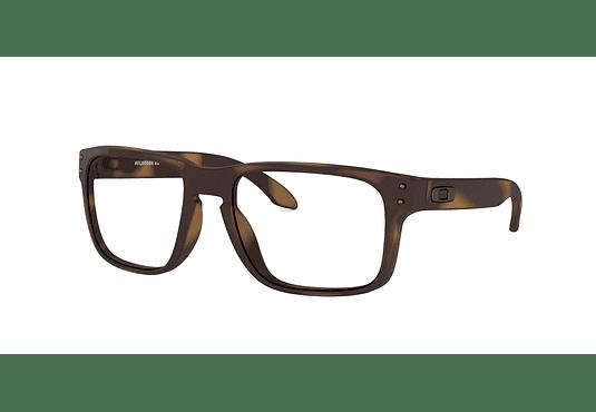 Armazón óptico Oakley Holbrook RX Matte Brown Tortoise cod. OX8156-0254