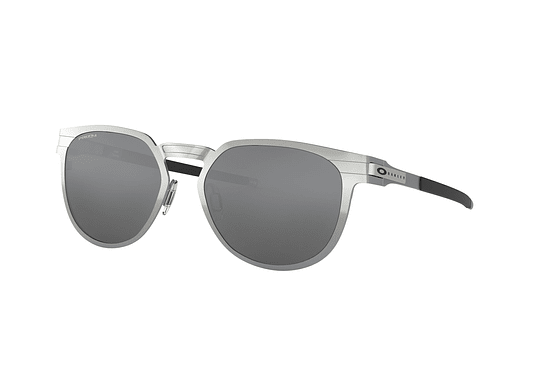 Oakley Diecutter Satin Chrome lente Black PRIZM cod. OO4137-0155