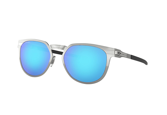 Oakley Diecutter Satin Chrome lente Sapphire PRIZM cod. OO4137-0455