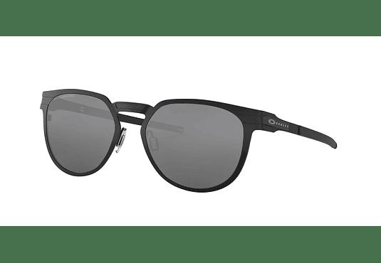 Oakley Diecutter Satin Black lente Black Iridium Polarized cod. OO4137-0555