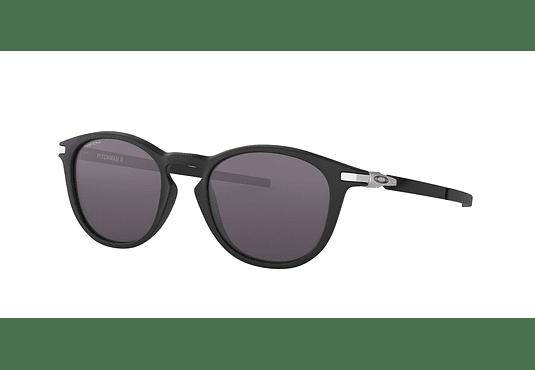 Oakley Pitchman R Satin Black lente Grey PRIZM cod. OO9439-0150
