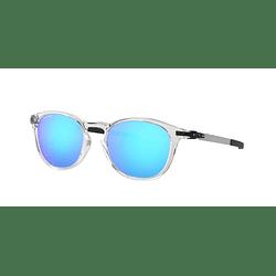 Oakley Pitchman R Polished Clear lente Sapphire PRIZM cod. OO9439-0450