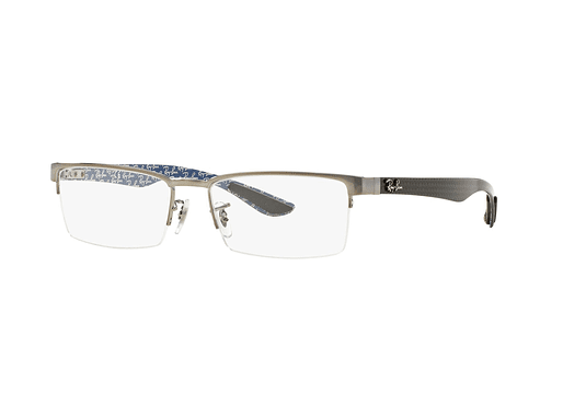 Armazón óptico Ray Ban RX8412 Gunmetal cod. RX8412 2502 52