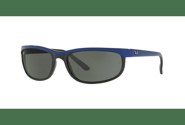 Ray Lente Blue Green Predator CodRb2 2 On Black Ban Top wNn0m8
