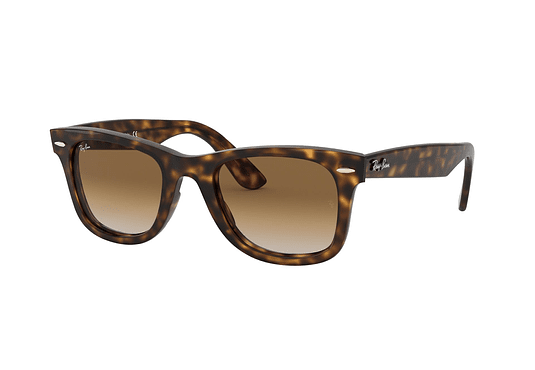 Ray Ban Wayfarer RB4340 Havana lente Brown Gradient cod. RB4340 710/51 50