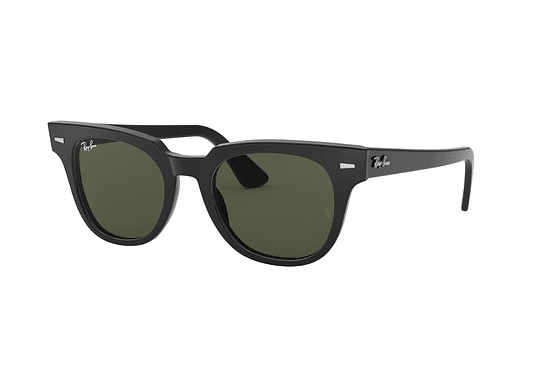 Ray Ban Meteor Black lente Green cod. RB2168 901/31 50