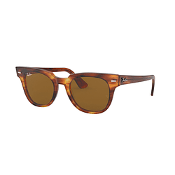 Ray Ban Meteor Stripped Havana lente Brown cod. RB2168 954/33 50