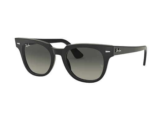 Ray Ban Meteor Black lente Dark Grey Gradient cod. RB2168 901/71 50