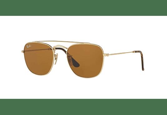 Ray Ban Caravan RB3557 Gold lente Brown cod. RB3557 001/33 54