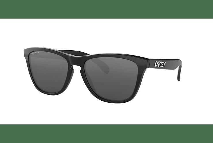 Oakley Frogskins Polished Black lente Black PRIZM cod. OO9013-C455 - Image 1