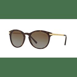 Michael Kors Adrianna III Dark Tortoise lente Brown Gradient Polarized cod. MK2023 3106T5 53