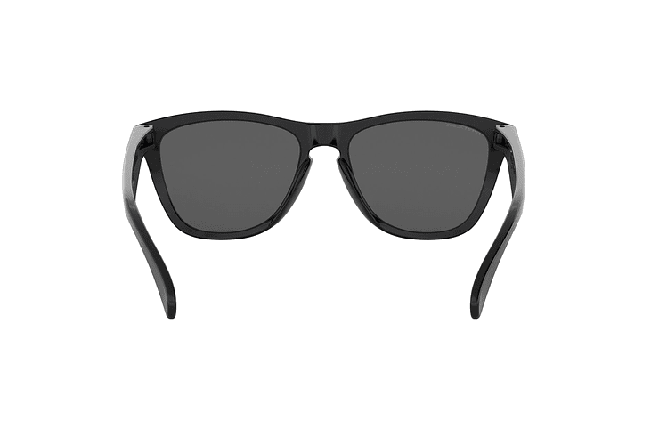 Oakley Frogskins Polished Black lente Black PRIZM cod. OO9013-C455 - Image 6