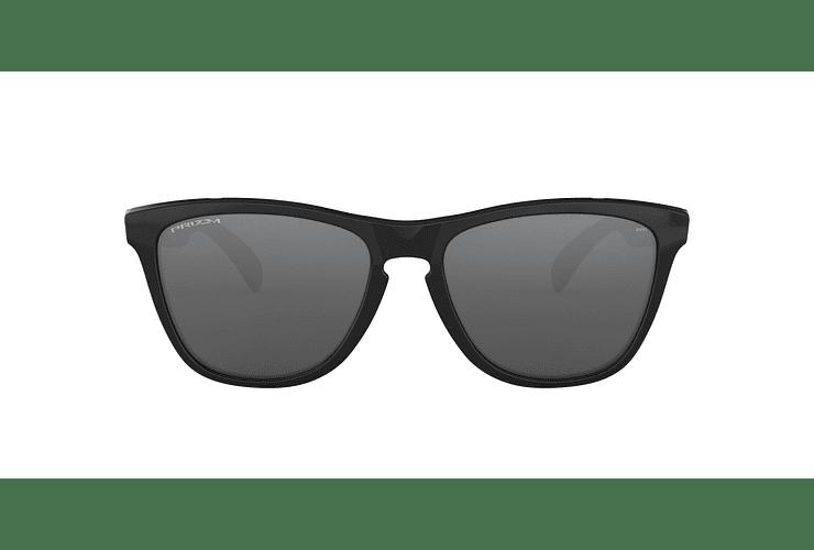 Oakley Frogskins Polished Black lente Black PRIZM cod. OO9013-C455 - Image 12