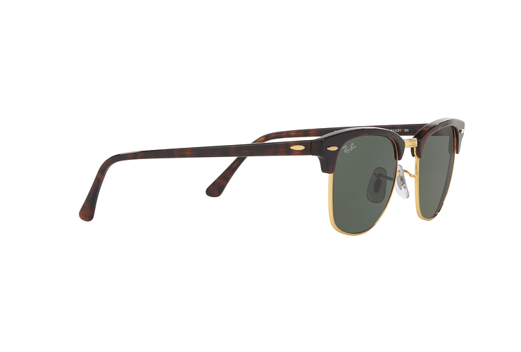 Ray-Ban Clubmaster Mock Tortoise lente Green cod. RB3016 W0366 51 - Image 10