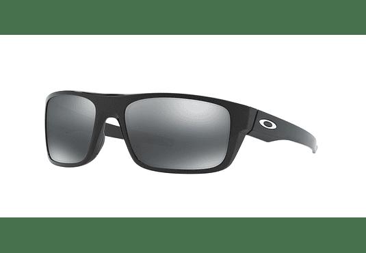 Oakley Drop Point Polished Black lente Black Iridium cod. OO9367-0260