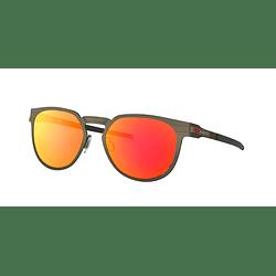 Oakley Diecutter Pewter lente Ruby PRIZM cod. OO4137-0255