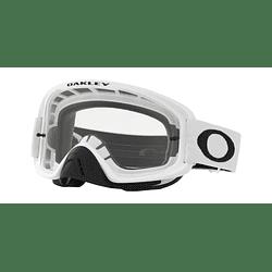 Antiparras Oakley O Frame 2.0 MX Matte White lente Clear cod. OO7068-020