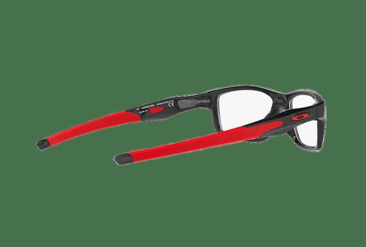 Armazón óptico Oakley Crosslink Trubridge Polished Black Ink cod. OX8090-0353 - Image 8