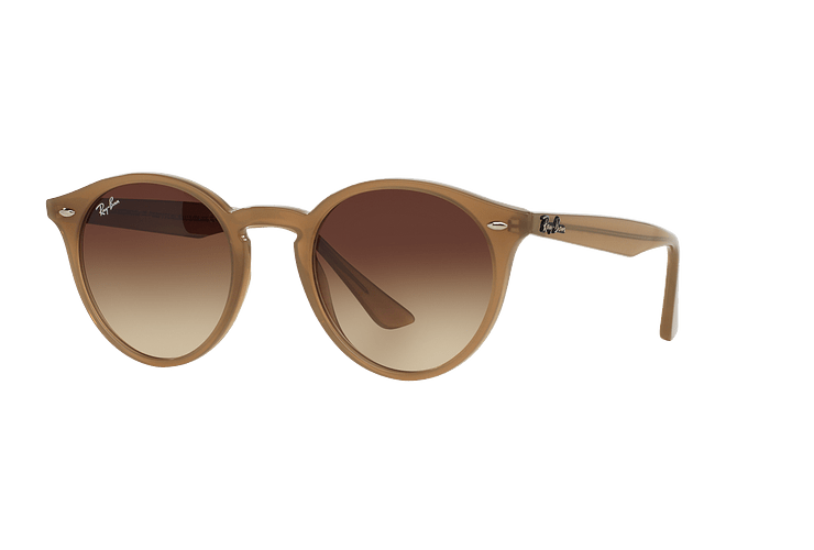 Ray Ban Round RB2180 Turtledove lente Brown Gradient cod. RB2180 616613 49 - Image 1