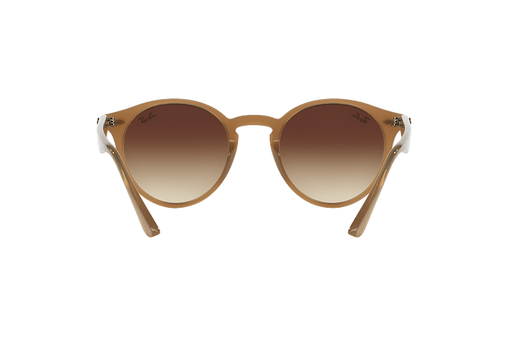 Ray Ban Round RB2180 Turtledove lente Brown Gradient cod. RB2180 616613 49 - Image 6