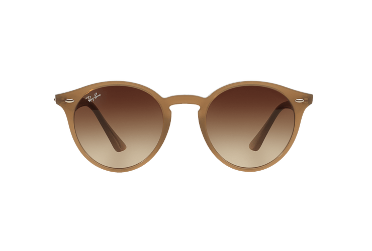 Ray Ban Round RB2180 Turtledove lente Brown Gradient cod. RB2180 616613 49 - Image 12