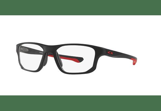 Armazón óptico Oakley Crosslink Fit Satin Black cod. OX8136-0455