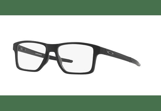 Armazón óptico Oakley Chamfer Squared Satin Black cod. OX8143-0154