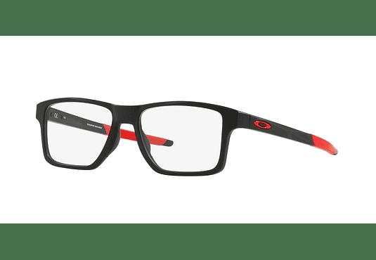 Armazón óptico Oakley Chamfer Squared Satin Black cod. OX8143-0554