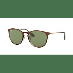 Ray Ban Erika Metal Havana lente Green cod. RB3539 9135/2 54