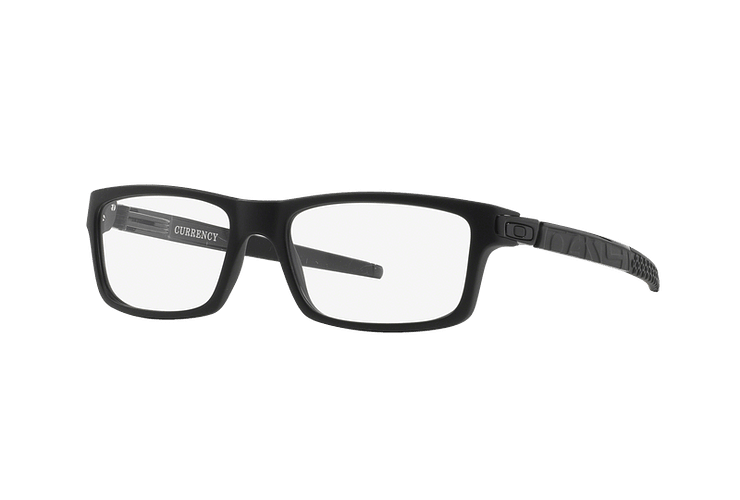Armazón óptico Oakley Currency Satin Black cod. OX8026-0154 - Image 1