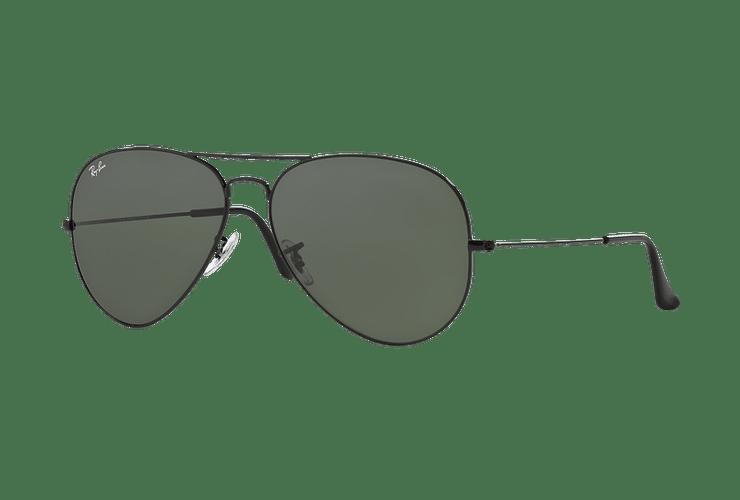 Ray Ban Aviador Black lente Crystal Green cod. RB3026 L2821 62 - Image 1
