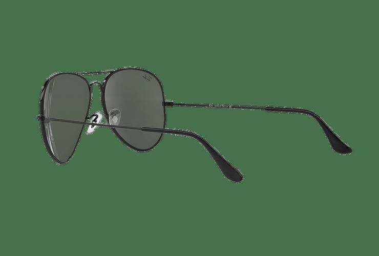 Ray Ban Aviador Black lente Crystal Green cod. RB3026 L2821 62 - Image 4