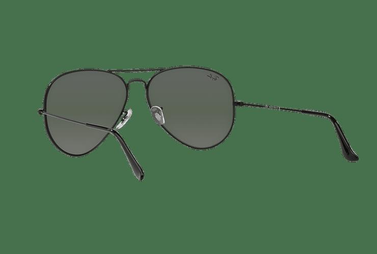 Ray Ban Aviador Black lente Crystal Green cod. RB3026 L2821 62 - Image 5